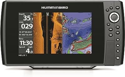 Humminbird 409950-1 Helix 9 SI 480x800 Sonar
