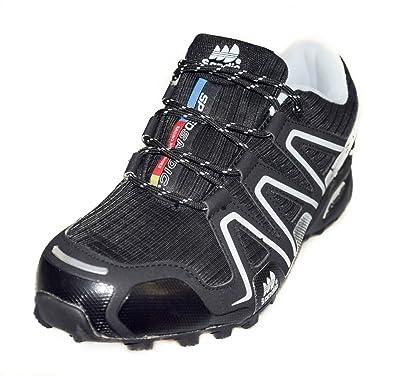 Dek - Zapatillas para correr en montaña para hombre, color, talla 45