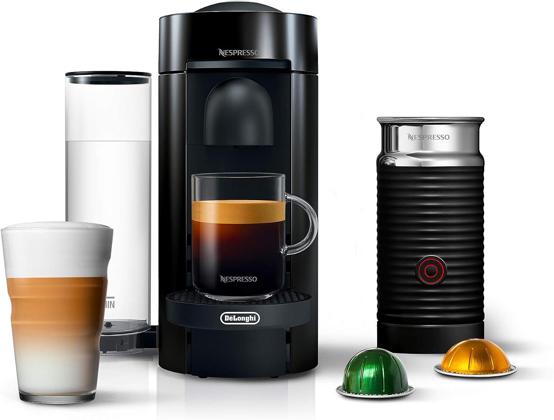 De'Longhi Nespresso Vertuo Plus coffee machine
