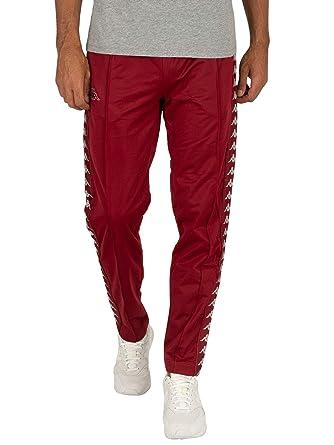 Kappa Hombre Astoria Slim Joggers, Rojo: Amazon.es: Deportes y ...