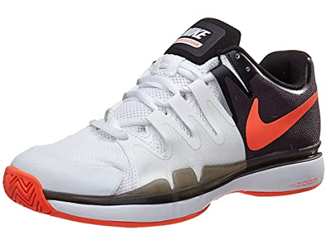 e2e719c7da8b Nike Zoom Vapor 9.5 Tour White Hyper Orange Black Women s Tennis Shoes   Amazon.ca  Sports   Outdoors