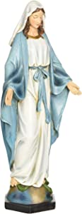 Renaissance Collection Joseph's Studio by Roman Exclusive Our Lady of Grace Figurine, 10.25-Inch
