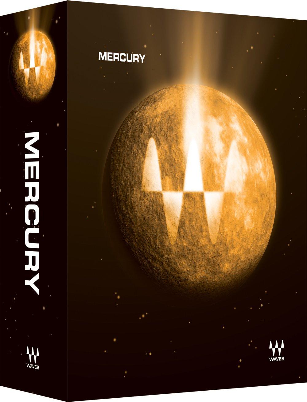 WAVES Mercury Native プラグインソフト (ウェーブス) 国内正規品   B003J7TGRE