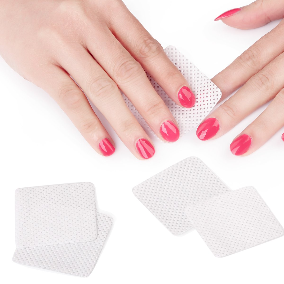 Neat and original manicure without any problems