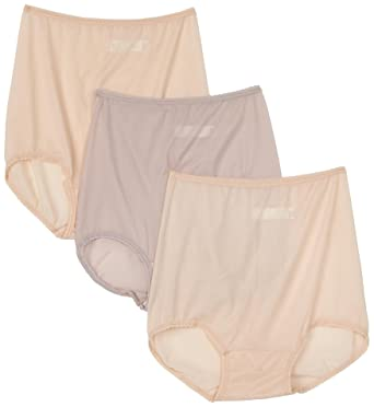 97cde362a50 Bali Women s Skimp Skamp Brief Panty Number 2633 (Pack of 3) at ...