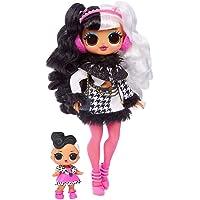 LOL Surprise Winter Disco OMG Dollie & Dollface Fashion Doll