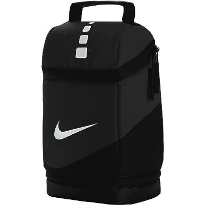 Nike Elite Fuel Pack Lunch Tote Bag (Black/Black/White): Baby
