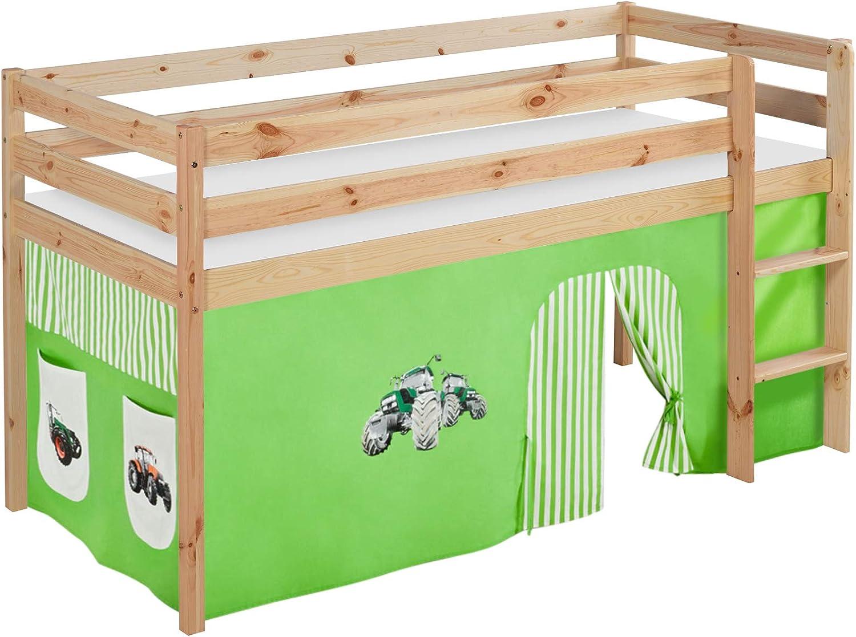 Lilo Kids jelle2054kn de Tractor de Verde Parte Cama Jelle Tractor ...