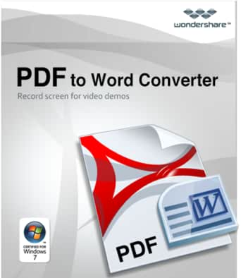 wondershare pdf to word converter software free download