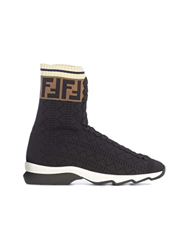 8d95553a5e Amazon.com | FENDI Luxury Fashion Womens Slip ON Sneakers Winter ...