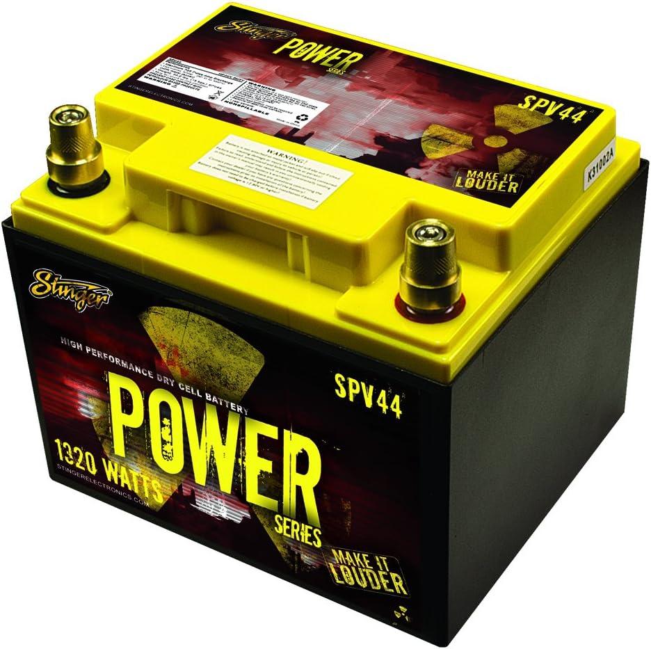 Stinger SPV44 660-Amp Power Series Dry Cell Battery