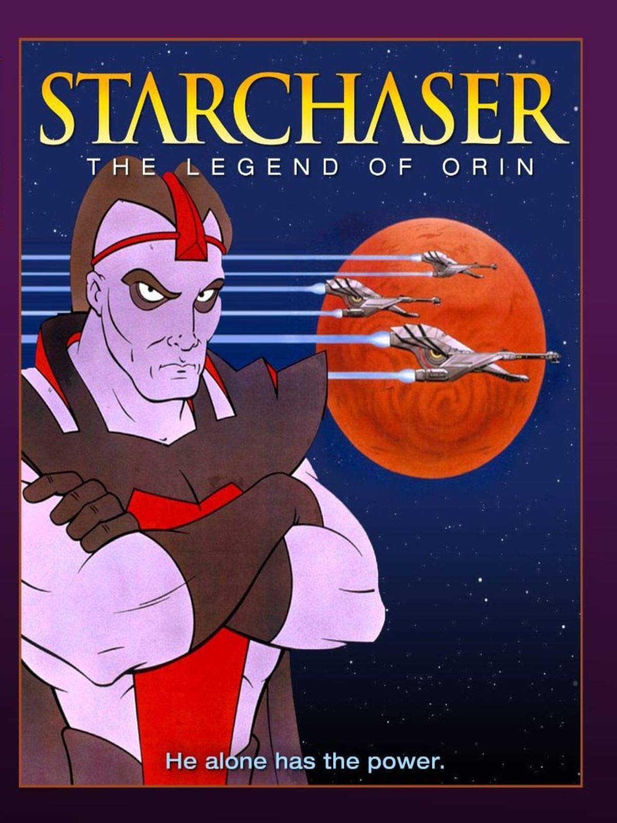 Blu-ray : Starchaser: The Legend Of Orin (Blu-ray)
