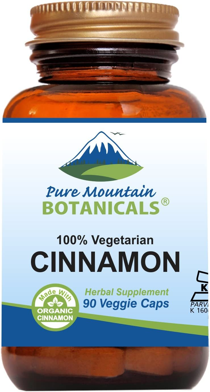 Cinnamon Capsules Ceylon Cinnamon