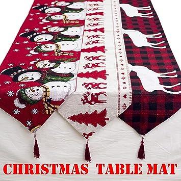 1,6 € // 1 m Tischläufer USA 30cm x 5m Tischdecke Tischtuch Tischdeko