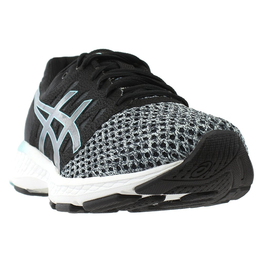 ASICS Women's Gel-Exalt 4 Running Shoe B077XJNVGJ 10.5 B(M) US|Black/Dark Grey/Blue