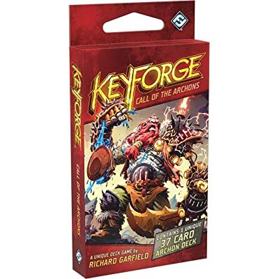 Fantasy Flight Games - KeyForge: Call of The Archons Deck