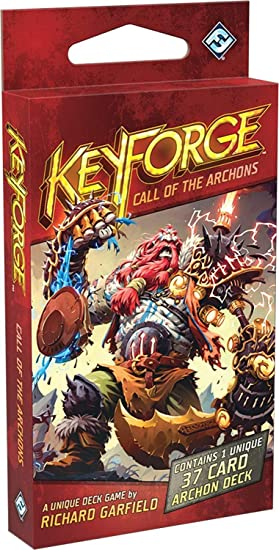 Fantasy Flight Games KeyForge: Call of The Archons Deck ...