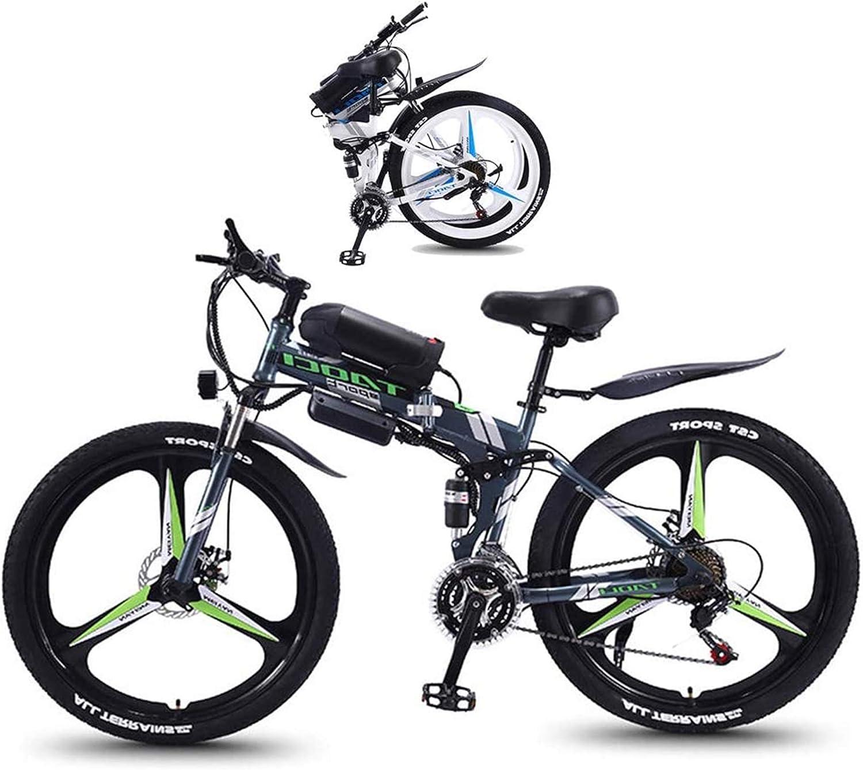Bicicletas Eléctricas, Fat Tire plegable bicicleta eléctrica for Adultos con 26
