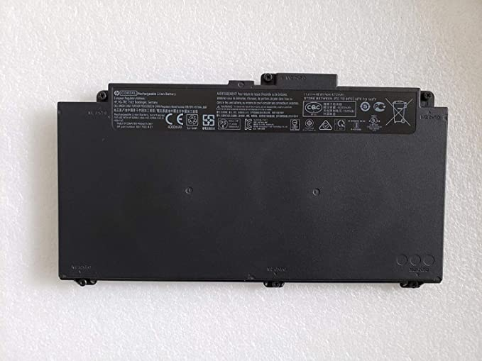 Hp Inc Battery 3 Cell 4 21ah 48wh 931719 850 Computer Zubehör