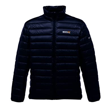 d43acdaef Regatta Great Outdoors Mens Point 214 Iceway Quilted Duck Down Jacket