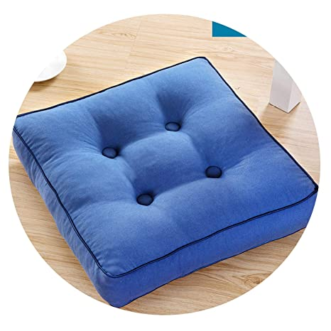 Amazon.com: Cojín de asiento para silla de oficina, de moda ...