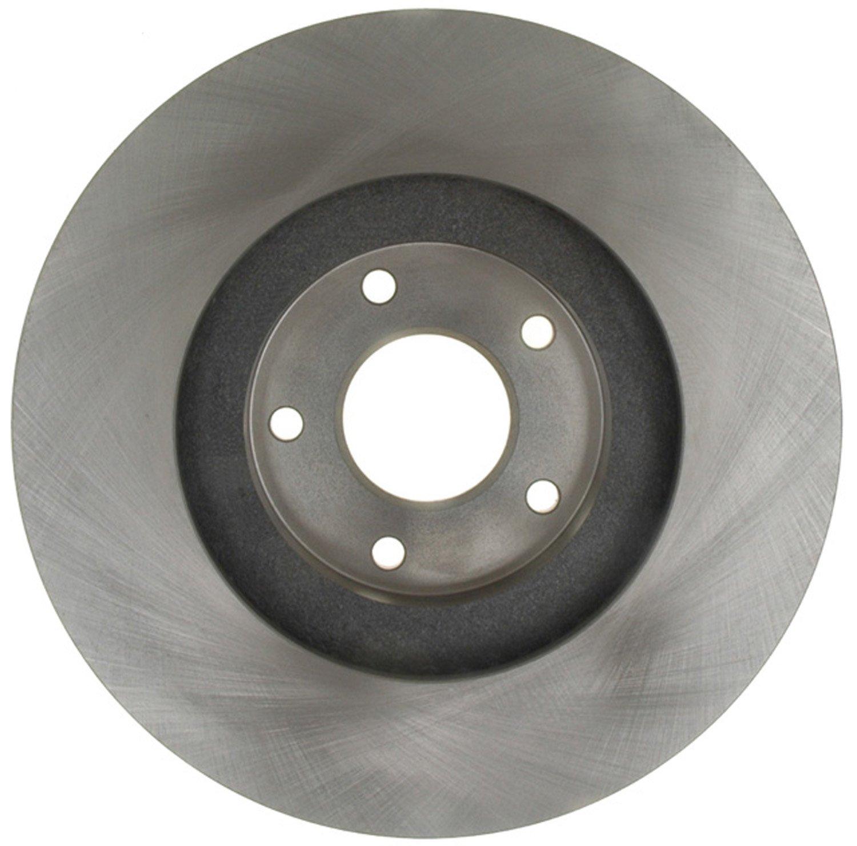 ACDelco 18A1701A Advantage Non-Coated Front Disc Brake Rotor
