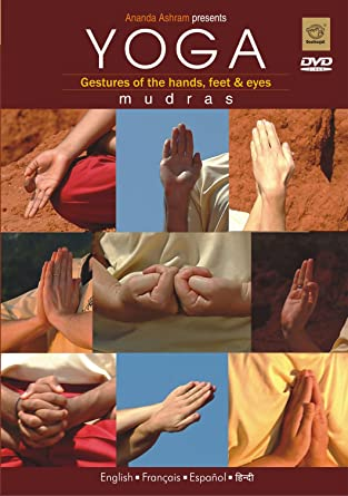 Amazon.com: Yoga Mudras: Gestures of the Hands, Feet & Eyes ...