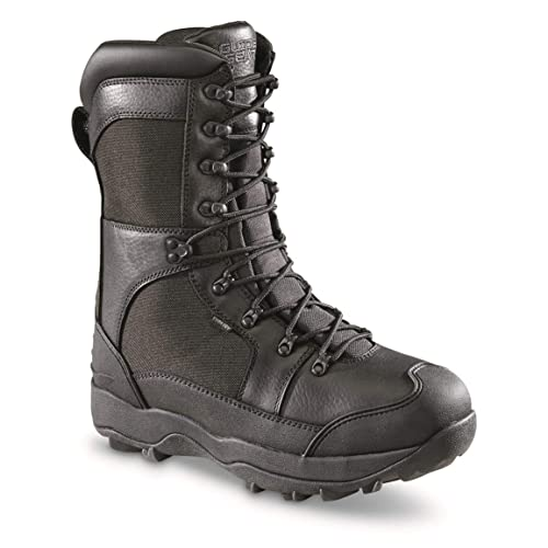 3d952da33fd Guide Gear Monolithic Extreme Waterproof Insulated Hunting Boots,  2,400-gram Thinsulate Ultra