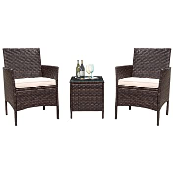 Review Flamaker 3 Pieces Patio