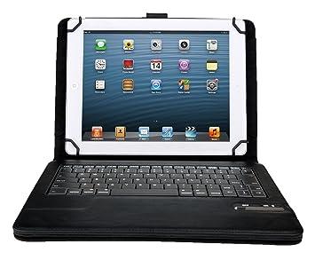 huawei 10 inch tablet. ivso huawei mediapad t1 10 bluetooth keyboard case - ultra-slim for inch tablet