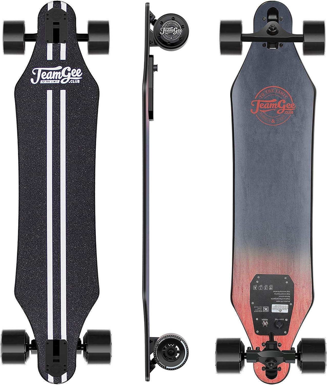Teamgee H5 37 inch Electric Skateboard