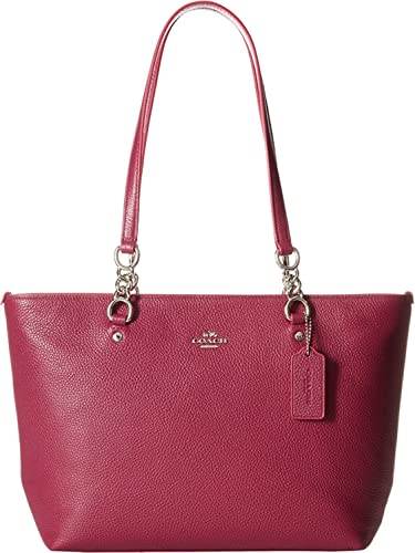 4e933a62d4 Image Unavailable. Image not available for. Color: COACH Women's Pebbled Small  Sophia Tote ...