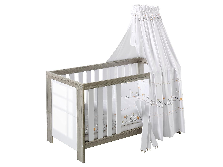 Schardt Kinderzimmer Cube Olive bestehend aus Kombi-Kinderbett und ...