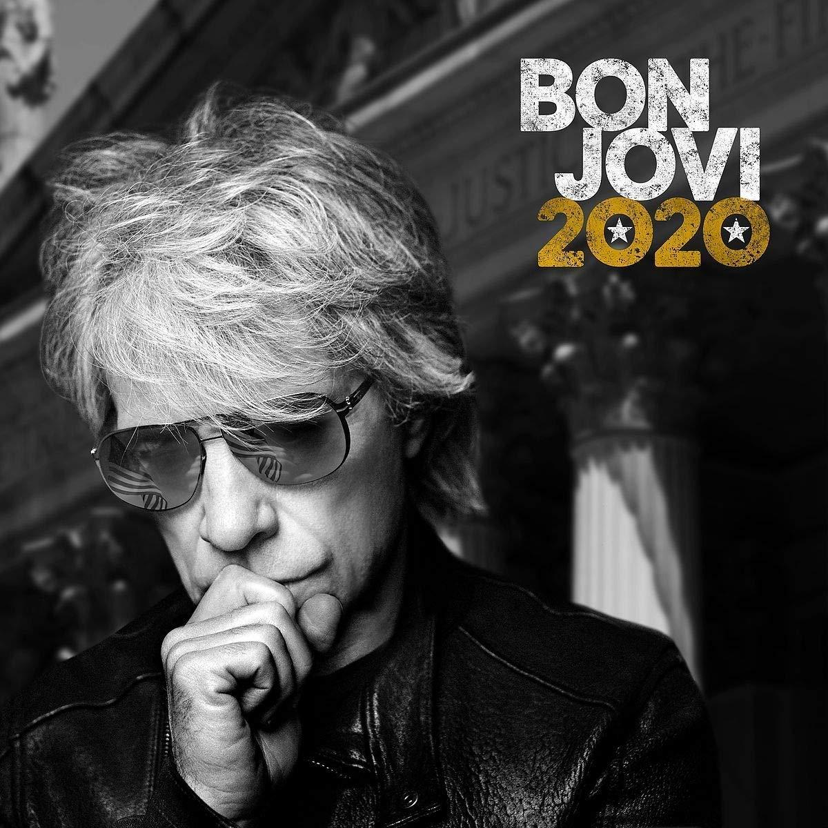 Book Cover: Bon Jovi 2020