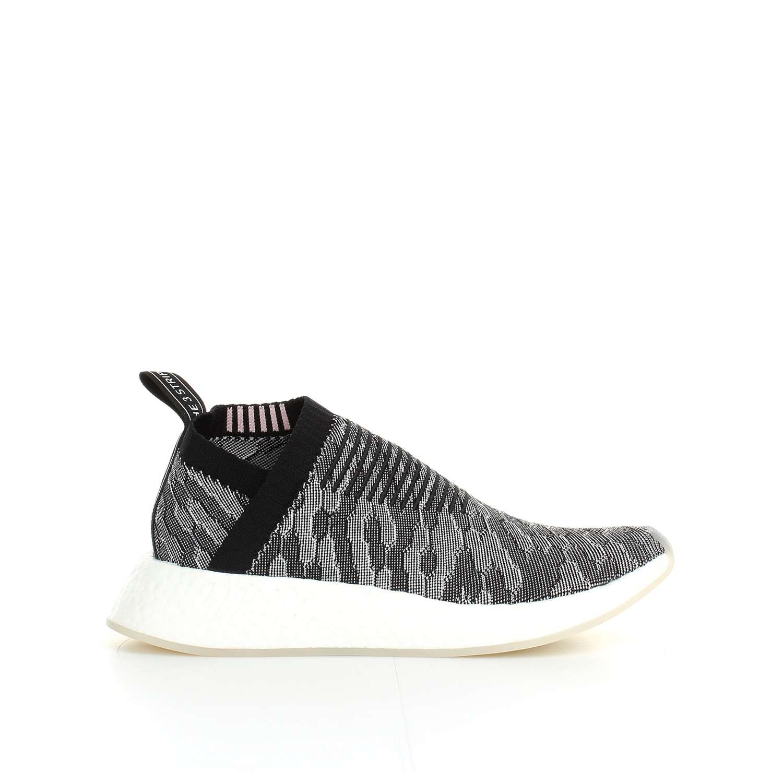 Adidas NMD_cs2 PK W, Zapatillas de Deporte para Mujer 36 2/3 EU|Varios Colores (Negbas / Negbas / Rosmar)