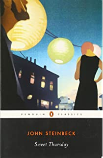 Amazon the wayward bus penguin classics 9780142437872 sweet thursday penguin classics fandeluxe Images