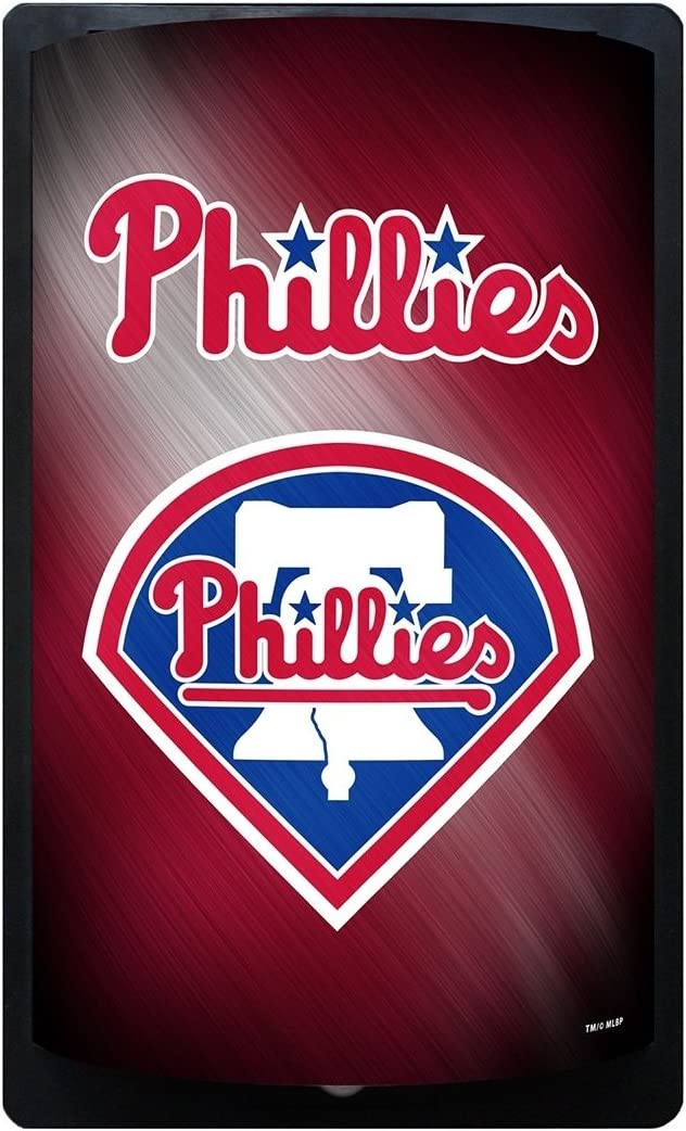 Party Animal MGPHI Philadelphia Phillies MotiGlow Light Up Sign