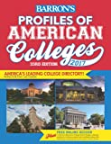 Profiles of American Colleges 2017 (Barron's Profiles of American Colleges)