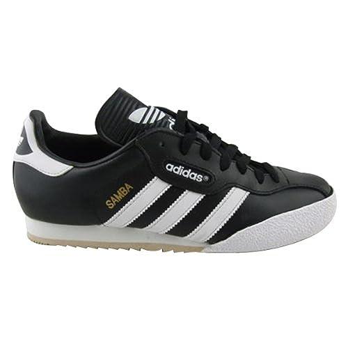 74684c4a5fb0 Mens Adidas Originals Samba Super Suede Blue Retro Trainers 6-14 (UK 9    EUR 43.1 3  US 9.5  27.5CM