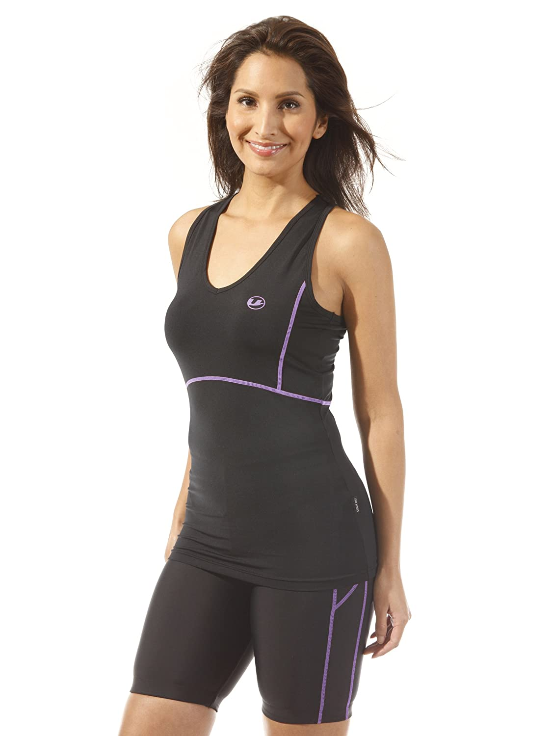 Ultrasport Womens Running Shorts with Quick-Dry-Function