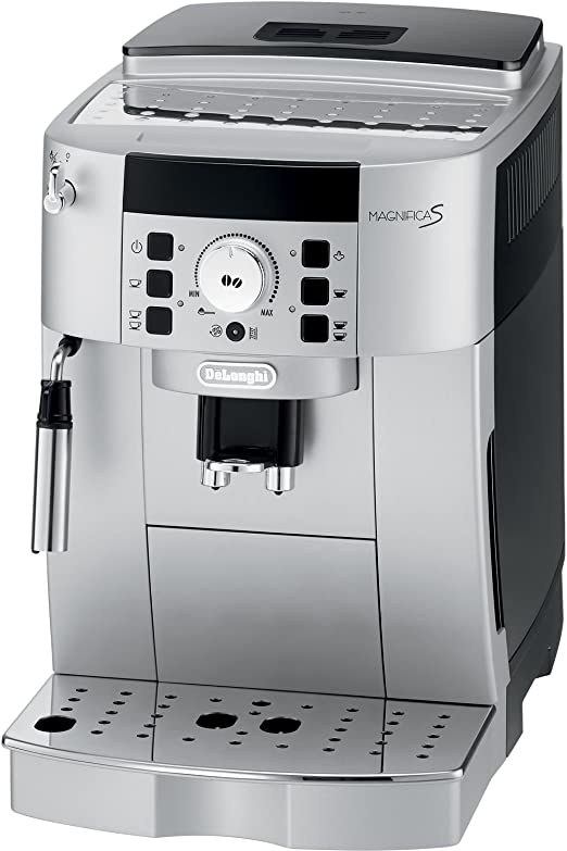 Amazon.com: DeLonghi ecam23120sb Magnifica S Express Super ...