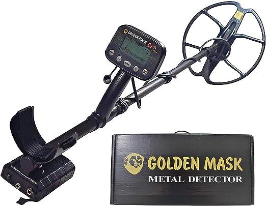 golden mask ONE-24 Detector de Metales: Amazon.es: Jardín