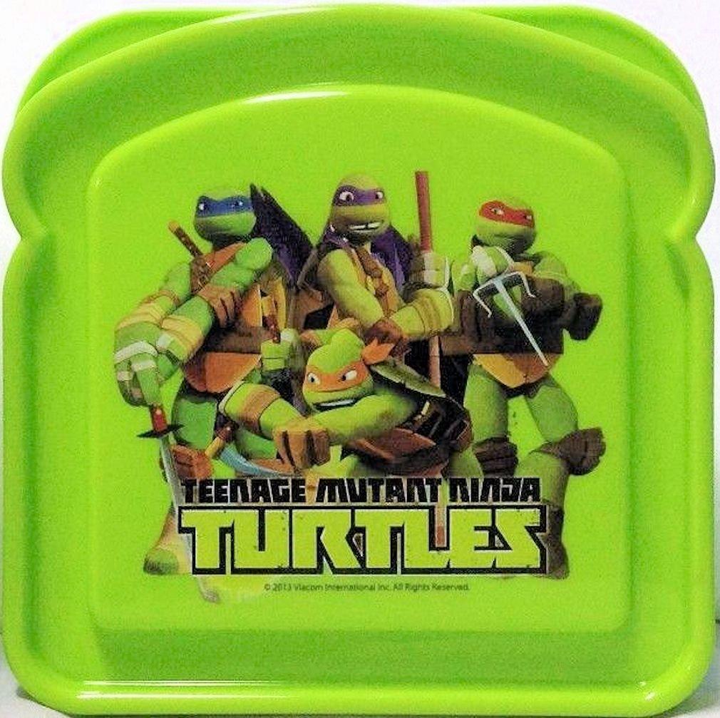 Amazon.com: TMNT Teenage Mutant Ninja Turtles Sandwich ...