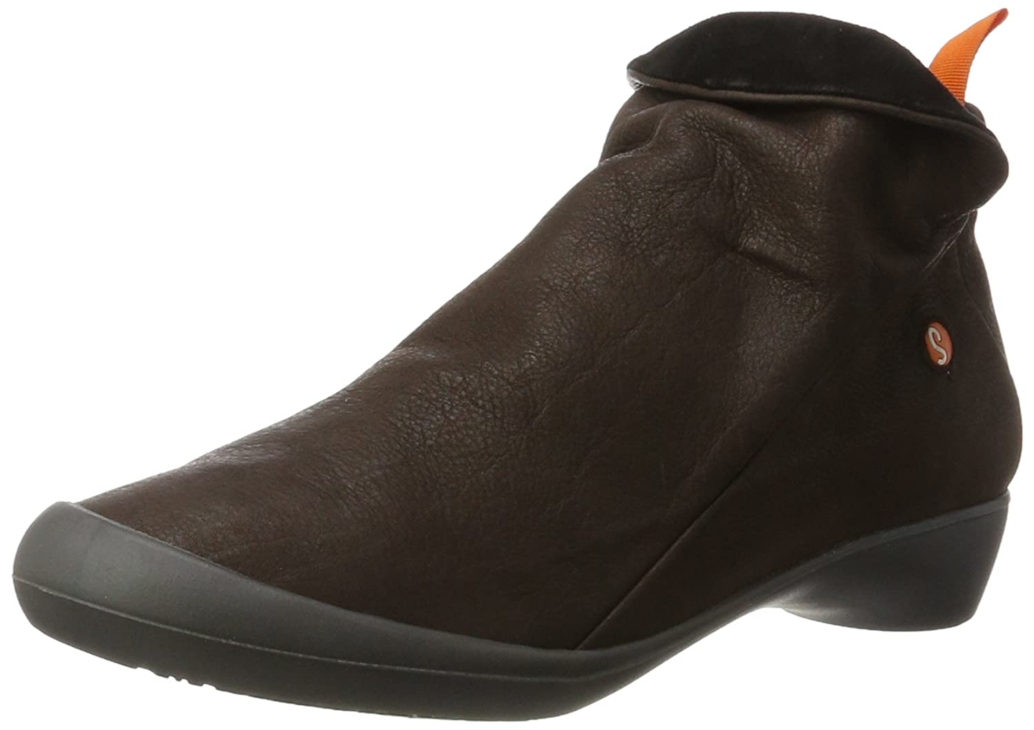 Softinos Smooth Damen Farah Smooth Softinos Stiefel Braun (DkBraun) 31d003