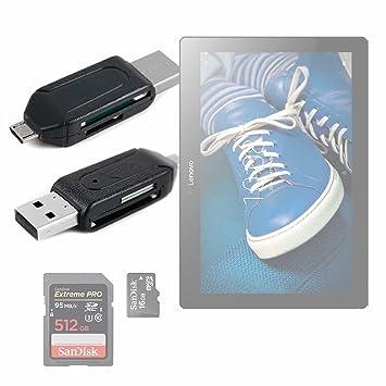 DURAGADGET ¡2 en 1! Lector De Tarjetas SD + MicroSD/T-Flash ...