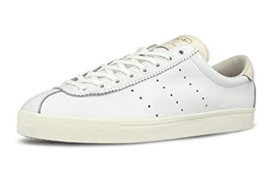 on sale 12383 aae37 adidas Originals Lacombe SPZL Spezial White Leather Trainers DA8786 (UK 9)