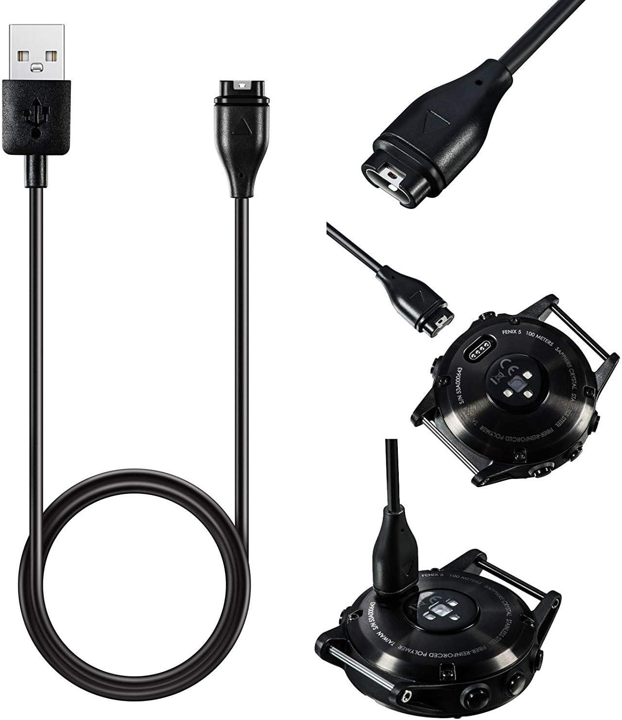 Cable de cargador para Garmin vivoactive 3 / Forerunner 745