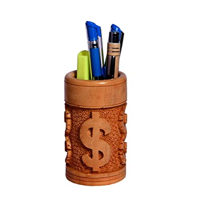 Designs Of Pen Stand : Plottokyo paper wood pen stand papewoodpen stand stationary desk