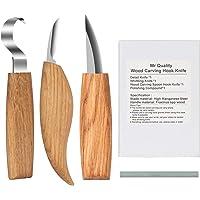Gubias para tallar madera 3 piezas Cinceles