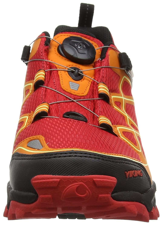 c8d72428 Viking Unisex Adults' ANACONDA BOA IV GTX Trekking- & Hiking Half-Shoes,  Red (Red/Orange 1031), 9 UK (43 EU): Amazon.co.uk: Shoes & Bags